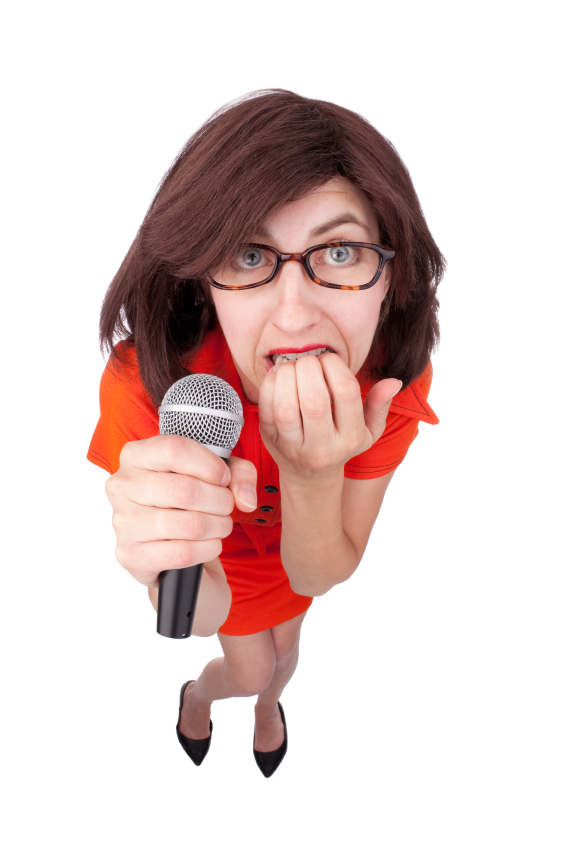 Overcome your public speaking nerves with Paula Smith