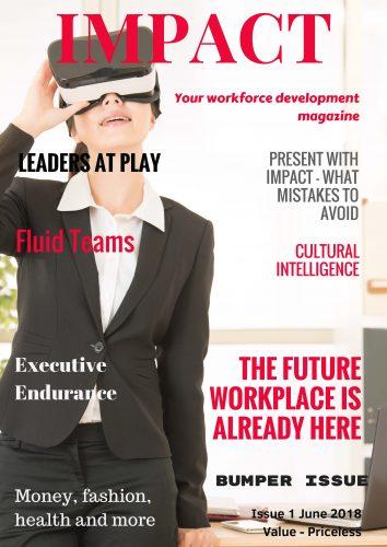 IMPACT Magazine - Issue 1 June 2018